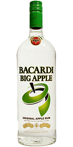 Bacardi Green Apple Rum 375ml