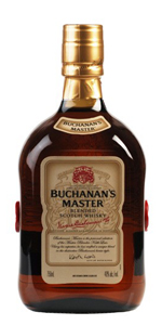 Buchanan's Master Blend Scotch 750ml