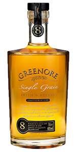 Greenore Irish Whiskey Single Grain 750ml