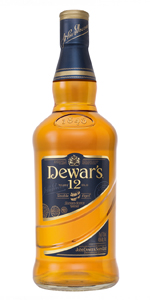 Dewar's 12 Year Double Aged 750ml