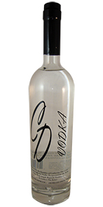 CD Vodka 80 750ml