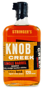Knob Creek Single Barrel 9 Year Reserve 750ml
