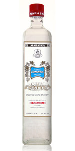Maraska Komovica Grape Brandy 750ml