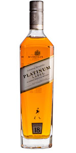 Johnnie Walker Platinum 18 Year 750ml