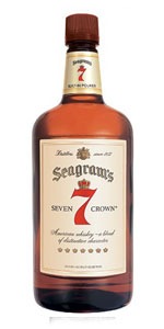 Seagrams Seven Crown 1.75L