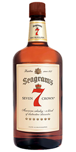 Seagrams Seven Crown 750ml