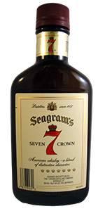 Seagrams Seven Crown 200ml