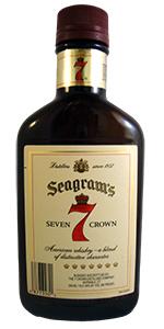 Seagrams Seven Crown 200ml