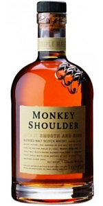 Monkey Shoulder Triple Malt Scotch 750ml