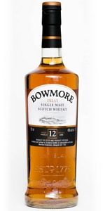 Bowmore 12 Yr Old Single Malt 750ml