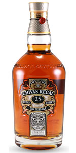 Chivas Regal 25Yr Old 750ml
