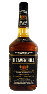 Heaven Hill Black 10 Year 1L