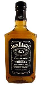 Jack Daniels 375ml