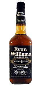 Evan Williams Black Label 750ml