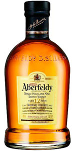 Aberfeldy 12Yr Old Single Malt 750ml