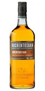 Auchentoshan American Oak Scotch Whisky 750ml