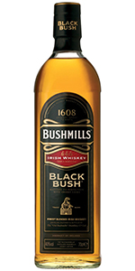Black Bush Irish Whiskey 750ml