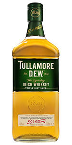 Tullamore Dew Irish Whiskey 750ml