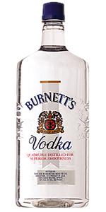 Burnetts Vodka 1.75L