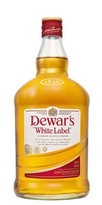 Dewar's White Label Scotch 1.75L