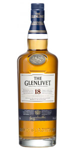 Glenlivet 18 Year Old Malt 750ml