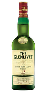 Glenlivet Scotch 750ml