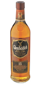 Glenfiddich 15 Yr Single Malt 750ml