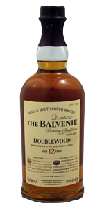 Balvenie 12 Year Doublewood Scotch 750ml