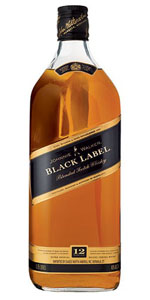 Johnnie Walker Black Label 12 Year Old 1.75L