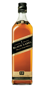 Johnnie Walker Black Label 12 Year Old 750ml