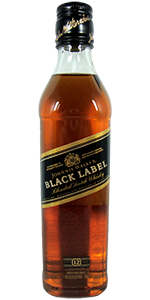 Johnnie Walker Black Label 12 Year Old 375ml