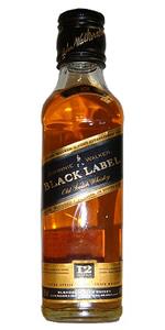 Johnnie Walker Black Label 12 Year Old 200ml