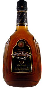 Christian Brothers Brandy 750ml