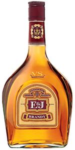 E & J Brandy 1L