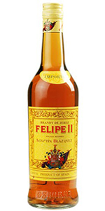 Felipe II Segundo Brandy 750ml