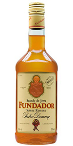Domecq Fundador Brandy 750ml