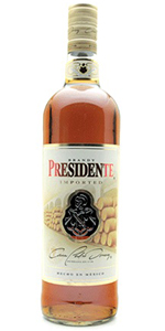 Presidente Domecq Brandy 750ml