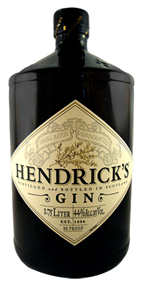 Hendrick Imported Gin 750ml