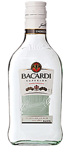 Bacardi Light Rum 200ml