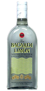 Bacardi Limon Citrus Rum 375ml
