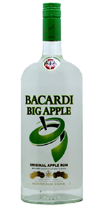 Bacardi Green Apple Rum 200ml