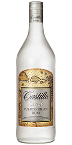 Castillo White Rum 750ml