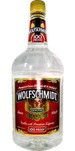 Wolfschmidt 100 1.75L