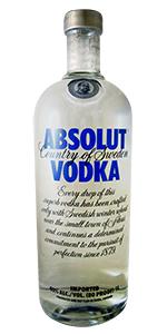 Absolut 80 Vodka 1L