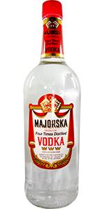 Majorska Vodka 1L