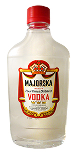 Majorska Vodka 375ml