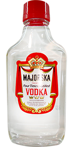 Majorska Vodka 200ml