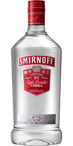 Smirnoff Vodka 80 1.75L
