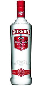 Smirnoff Vodka 80 750ml