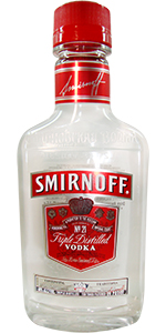 Smirnoff Vodka 80 200ml